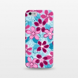 iPhone 5/5E/5s  Blossom Flower by Kimrhi Studios ()