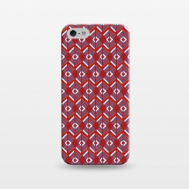 iPhone 5/5E/5s  Diamond Geometric by Kimrhi Studios