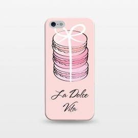 iPhone 5/5E/5s  Macarons Life  by Martina ()