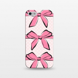 iPhone 5/5E/5s  Pink Bows by  ()