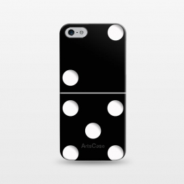 iPhone 5/5E/5s  Domino by Nicklas Gustafsson (domino,game,funny,humor,childhood,play)
