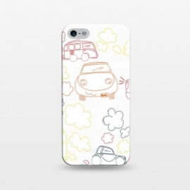iPhone 5/5E/5s  Stitched Cars by MaJoBV ()