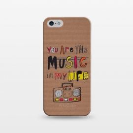 iPhone 5/5E/5s  You are the Music by MaJoBV ()