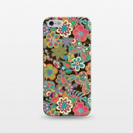 iPhone 5/5E/5s  My Butterflies and Flowers by Julia Grifol ()