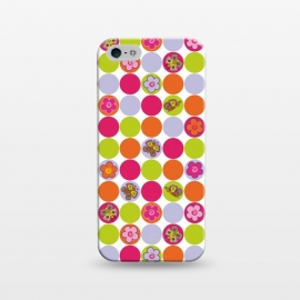 iPhone 5/5E/5s  My happpy Circles by Julia Grifol ()