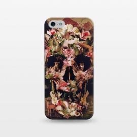 iPhone 5/5E/5s  Jungle Skull by Ali Gulec ()