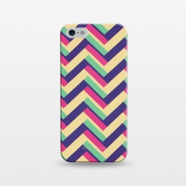 iPhone 5/5E/5s  3D Chevron by Josie Steinfort  ()