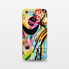 iPhone 5/5E/5s  Surprise kitty cat by Scott Hynd by Scott Hynd ()