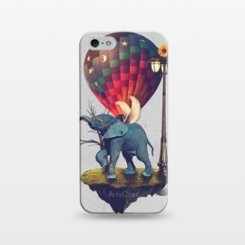 iPhone 5/5E/5s  Lphant! by Eleaxart ()