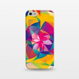iPhone 5/5E/5s  Acid Blossom by Eleaxart ()