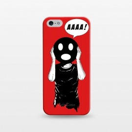 iPhone 5/5E/5s  Scream by Balazs Solti ()