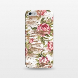 iPhone 5/5E/5s  ECO LOVE PATTERN by Diego Tirigall ()