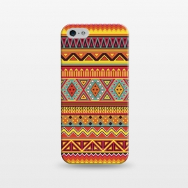 iPhone 5/5E/5s  AZTEC PATTERN by Diego Tirigall ()