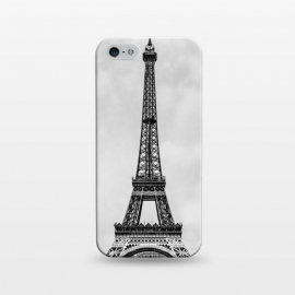 iPhone 5/5E/5s  Tour Eiffel Retro by Bruce Stanfield ()