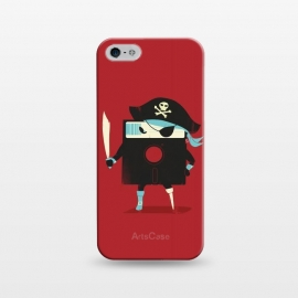 iPhone 5/5E/5s  Software Pirate by Jay Fleck ()