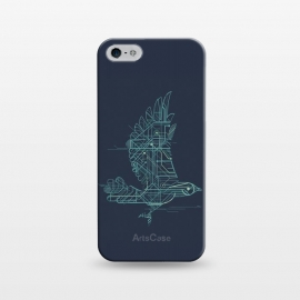 iPhone 5/5E/5s  Wind Up Bird by Jay Fleck ()