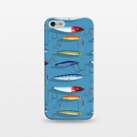 iPhone 5/5E/5s  Casting Jigs by Trinity Mitchell Art