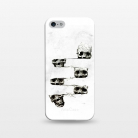 iPhone 5/5E/5s  Skull 3 by Ali Gulec ()