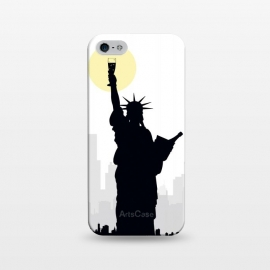 iPhone 5/5E/5s  Drunk Liberty by  ()