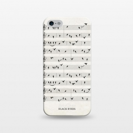 iPhone 5/5E/5s  Black Birds by  ()
