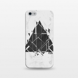 iPhone 5/5E/5s  Place sci Triangle by Sitchko Igor