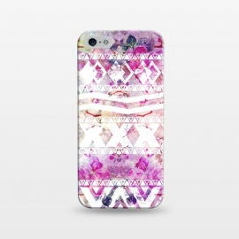 iPhone 5/5E/5s  Nebula Flowers Floral by Girly Trend ()