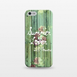 iPhone 5/5E/5s  Summer Lover by Girly Trend ()