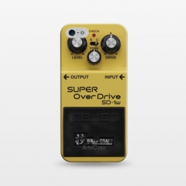 iPhone 5/5E/5s  CASE SUPER OVERDRIVE by Diego Tirigall ()