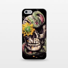 iPhone 5/5E/5s  Snake and Skull by Nicebleed ()