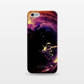 iPhone 5/5E/5s  Space Surfing by Nicebleed