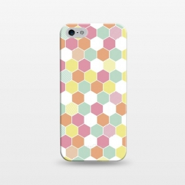 iPhone 5/5E/5s  Geo Hex by Alice Perry Designs