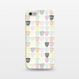 iPhone 5/5E/5s  Scandi Doodle by  ()