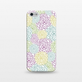 iPhone 5/5E/5s  Dahlia by TracyLucy Designs ()
