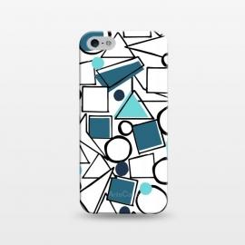 iPhone 5/5E/5s  Geometric by  (fashion,geometric,geo,pattern,texture,blu,men,man)