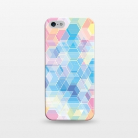 iPhone 5/5E/5s  Hexagons by M.O.K. ()