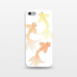 iPhone 5/5E/5s  Gold Fish by M.O.K.