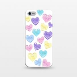 iPhone 5/5E/5s  Heart Candy by M.O.K.