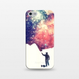 iPhone 5/5E/5s  Painting The Universe by Philipp Rietz