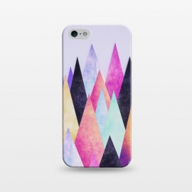 iPhone 5/5E/5s  Triangle Peak Woods by Philipp Rietz