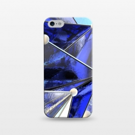 iPhone 5/5E/5s  Blue Glass by Adoryanti ()