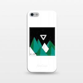 iPhone 5/5E/5s  Piramids by W-Geometrics ()