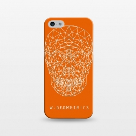 iPhone 5/5E/5s  Calavera by W-Geometrics