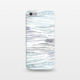 iPhone 5/5E/5s  Rythmic Strokes by TracyLucy Designs ()