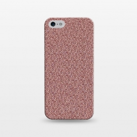 iPhone 5/5E/5s  Rose Gold by Leska Hamaty ()