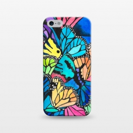 iPhone 5/5E/5s  Butterfly Spark by Amaya Brydon ()