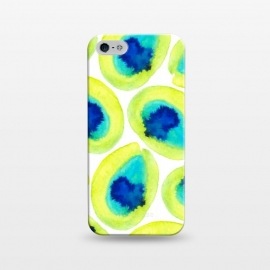 iPhone 5/5E/5s  Electric Avocados by Amaya Brydon ()