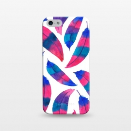 iPhone 5/5E/5s  Feather Lust by Amaya Brydon