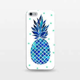 iPhone 5/5E/5s  Maritime Pineapple by Amaya Brydon ()