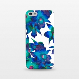 iPhone 5/5E/5s  Oceanic Orchid Fascination by  ()
