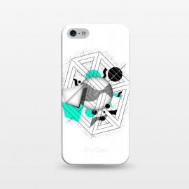 iPhone 5/5E/5s  Abstract Geometry by Mitxel Gonzalez ()